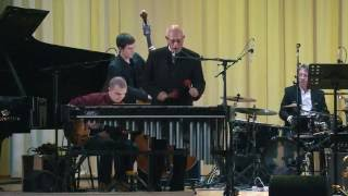 Давид Голощекин и биг бэнд п/у Георгия Стрелкова - The man that i love (Gershwin)