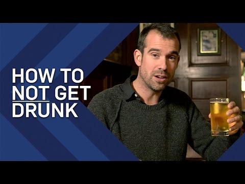 How To Drink & NOT Get Drunk - Brit Lab