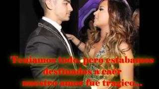 Demi Lovato e Joe Jonas On The Line
