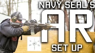 How a Navy SEAL Sets up his AR | Tactical Rifleman