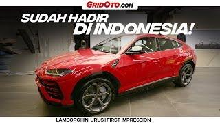 Penampakan Super SUV Lamborghini Urus, Akhirnya Sudah Hadir di Indonesia
