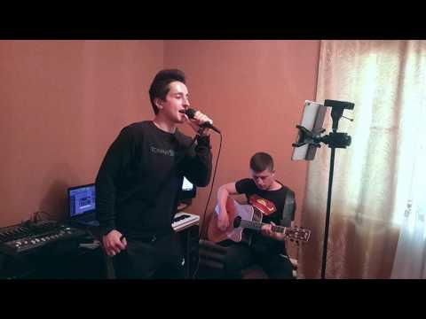 "Kolle Kolesnikov Aleksandr ""live""  Oscar And The Wolf - You're Mine (cover)"