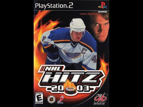 NHL Hitz 2003 Playstation 2