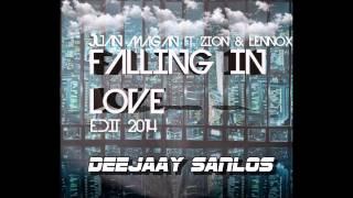 Juan Magan Ft. ZIon & Lennox - Falling in love (DeeJaaY Sanlos Remix)
