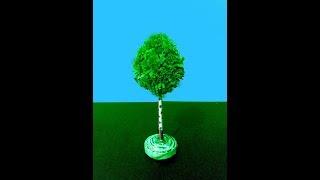 How To Make Paper Tree/Easy DIY Paper Tree Make/Reality Tree Make/Home Made Tree