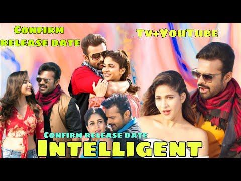 Inttelligent ( Dharma Bhai ) Hindi dubbed full movie   Release date confirm   Sai Dharm Tej
