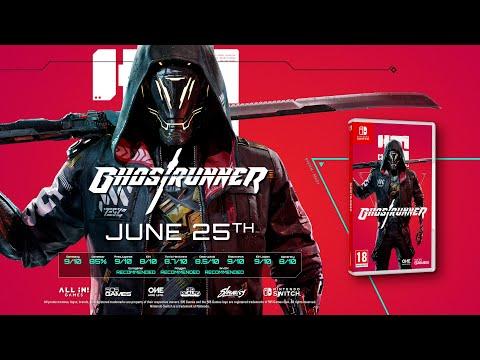 Видео № 0 из игры Ghostrunner (Asian) [PS4]