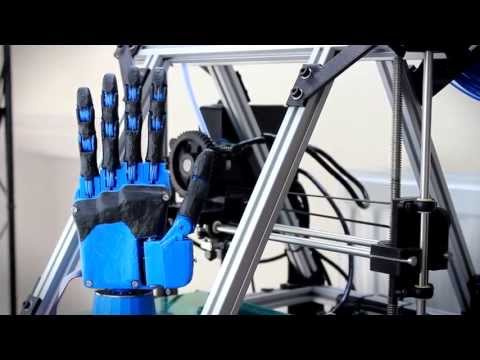 Crowdfunding a 3D printed, open source hardware robotic ...