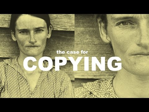 The Case for Copying   The Art Assignment   PBS Digital Studios