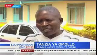 Mwanamuziki, Gabriel Omollo afariki baada ya kuugua kwa muda