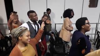 Nozibusiso Vezi, Syoni Thabethe And MSCF Worship Team  Ngabe Ses'hlulekile (#3GC)