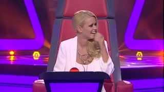 "Maria Silva - ""Busy""  | Provas Cegas | The Voice Portugal | Season 3"