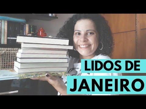 LIVROS QUE LI EM JANEIRO | Livraneios