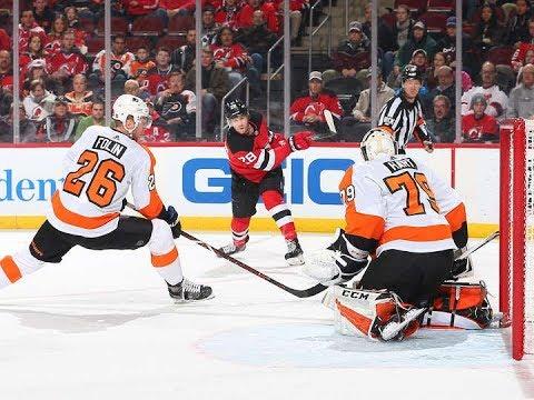 on sale 1594a 31712 Philadelphia Flyers vs New Jersey Devils, 13 january 2019 ...