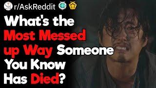 Craziest Death Stories Ever