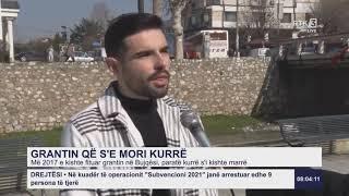 RTK3 Lajmet e orës 08:00 26.02.2021