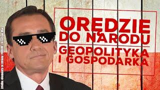 Analiza orędzia Maxa Kolonki do Polaków! Geopolityka, gospodarka i społeczeństwo
