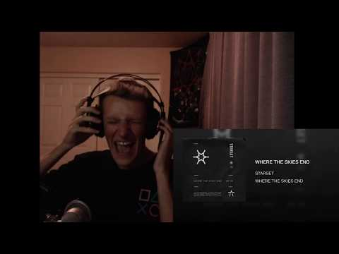 Metal Vocalist Reacts to Where the Skies End by Starset