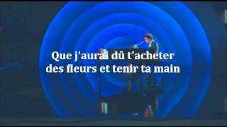When I Was Your Man   Traduction Française (2)