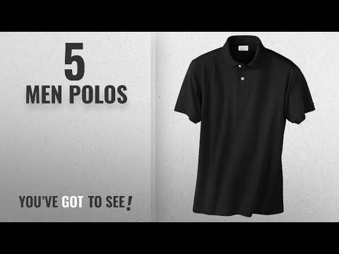 Hanes Polos [ Winter 2018 ] | New & Popular 2018