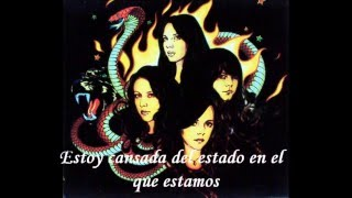 The Donnas - Out Of My Hands (Subtitulada en español)