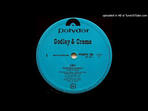 Godley & Creme - Cry [Extended Version]