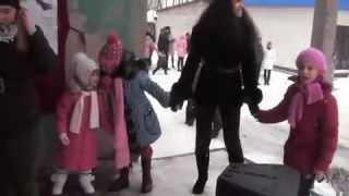Русская масленица в Углянце (концерт) 26.02.2012