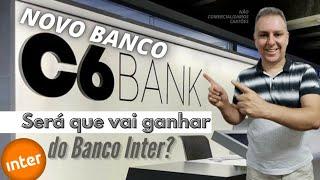 """💳NOVO BANCO DIGITAL """"OC6Bank"""" Será Que Vai Ganhar Do Banco Inter?😱"""