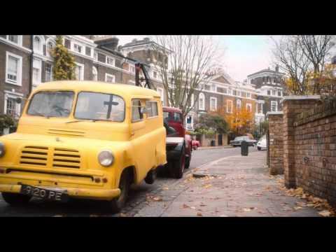 Леди в фургоне - Трейлер (англ.)
