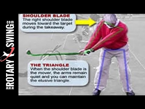Golf Swing Takeaway | The SECRET 2 Inch Movement