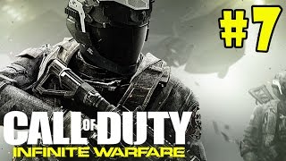 Call of Duty: Infinite Warfare -  Walkthrough - Part 7 - Operation Port Armor: Shipping Storage (HD)