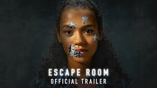ESCAPE ROOM   Official Trailer (HD)