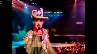 Boy George - Little Ghost (Diamond Awards 1987)