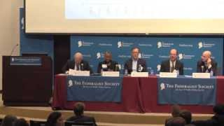Click to play: Panel II: Current Issues in Patent Law