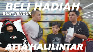 Video BER-11 Belanja Hadiah Buat Jenguk Bang Atta Halilintar| Gen Halilintar MP3, 3GP, MP4, WEBM, AVI, FLV September 2019