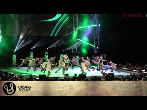 Urdang – Strike X – Move It 2015