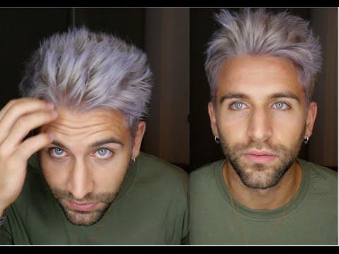 Weiss Graue Haare! Trunks Mood Kriegt ein Makeover!