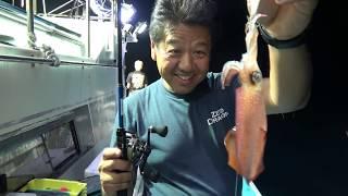イカメタル釣果をもっと伸ばす為の分かりやすい解説!ロッドZERODRAGON SH683Bを使用