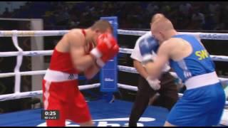 ЧЕ-2017 (75kg) Александр Хижняк (UKR) - Мариуш Гнас (SWE)