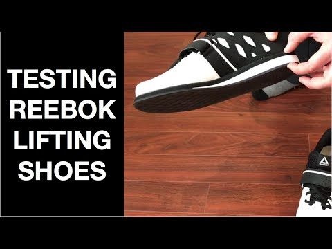 Powerlifter Reviews Reebok Lifter PR Shoes