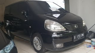 Nissan Serena [C24] 2.0 Highway Star 2011 In Depth Review Indonesia