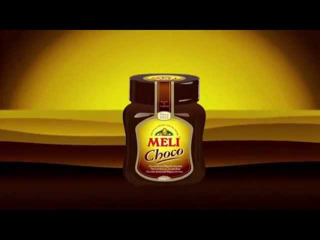 Review of Meli Choco spread - animation agency