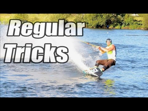 Regular Tricks | Wakeboard