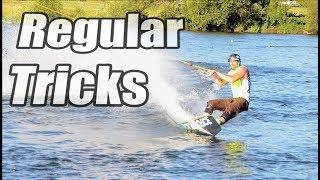Regular Tricks   Wakeboard
