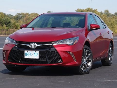 Review - 2015 Toyota Camry