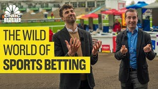The big business behind sports betting | CNBC Sports