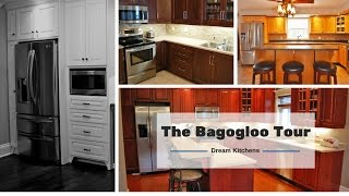 The Bagagloo Tour: Dream Kitchens