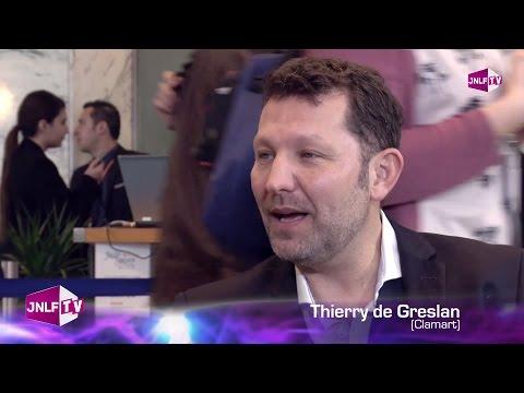 Vidéo de Thierry de Greslan