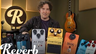 7 Awesome Guitar Pedals Under $100 New | Reverb Tone Report