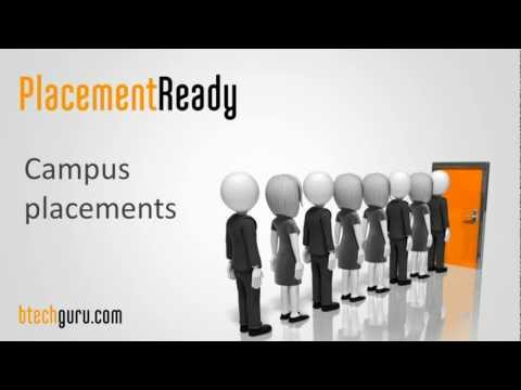 Placement Ready campus placements & Tie-ups with Employers